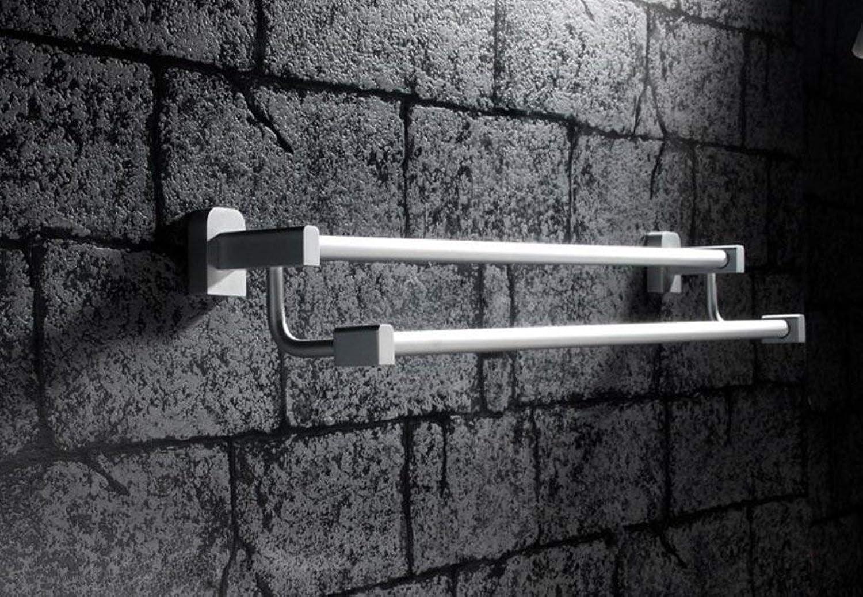 Towel Rack Bathroom Space Aluminum Rod Towel Rack Towel Rack
