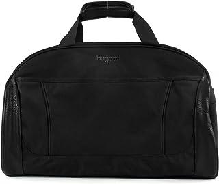 Bugatti Travel bag Cosmos in black Reisetasche, 50 cm, 43.2 liters, Schwarz Black