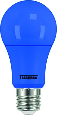 Taschibra 11080394, Lâmpada LED TKL Colors, 5 W, Azul