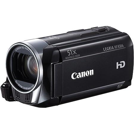 Canon Legria Hf R306 Full Hd Camcorder 3 Zoll Schwarz Kamera