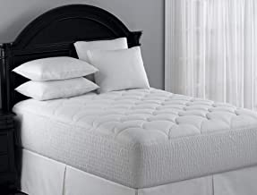 Fairfield by Marriott Mattress Topper - Plush, Lightweight Mattress Pad with Expandable Skirt - Exclusively by Marriott - King