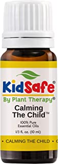Plant Therapy KidSafe Calming The Child Essential Oil Blend - Relaxing and Soothing Blend 100% Pure, KidSafe, Undiluted, N...