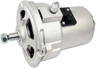 IAP Performance AL82NEC 60 Amp Alternator (for VW Beetle, Bus, Super Beetle, Ghia and 1200-1600cc Aircooled Engines)