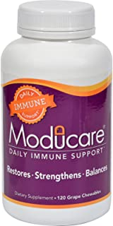 Moducare Grape Chewables Essential Phytosterolins Inc (EPI) 120 Tabs