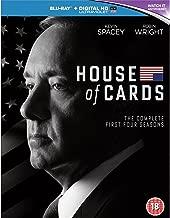 House of Cards - Season 1-4 [2016]