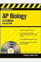CliffsNotes AP Biology Paperback