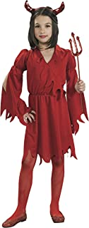 Rubies Devil Girl Child's Costume, Small
