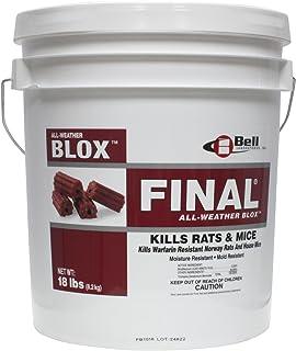 Final Blox Rodenticide 18 lb pail BELL-1017