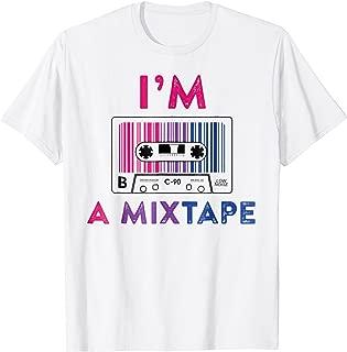 I'm a Mixtape Bisexual Pride LGBT T shirt Lesbian Gay Flag