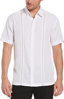 Men's Standard Short Sleeve Insert Panels with Pick...