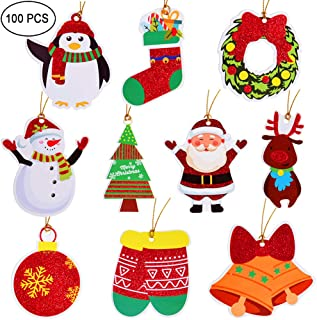 Best christmas card tags Reviews