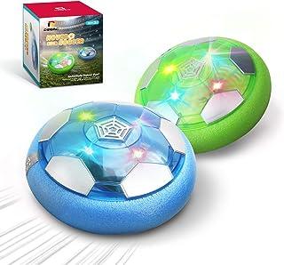 DEERC Kid Toys DE46 Hover Soccer Ball-Set of 2...