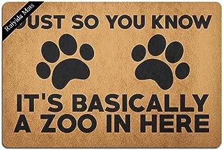 Best welcome to the zoo doormat Reviews