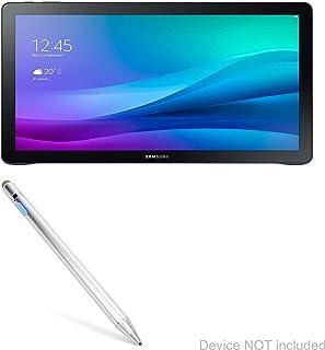 قلم شاشة Samsung Galaxy View 18.4 (-T670)، قلم إلكتروني مزود بطرف فائق الدقة لهاتف Samsung Galaxy View 18.4 (-T670) - فضي ...