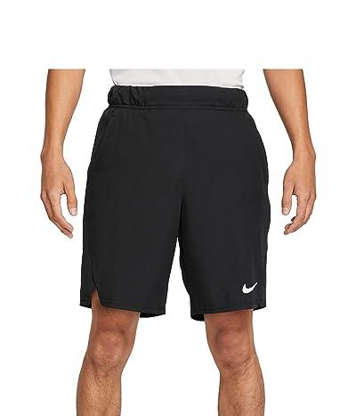 Nike Nike Court Flex Victory Shorts 9 (Black/White) Men