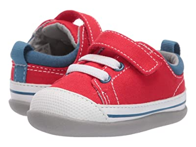 See Kai Run Kids Stevie II (Infant/Toddler) (Red/Blue) Boy