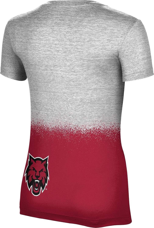 ProSphere Central Washington University Girls' Performance T-Shirt (Spray Over)