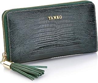 Amazon.es: yanko - Para mujer / Carteras y monederos: Equipaje