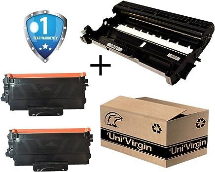 UniVirgin Compatible with CRG-131 Canon 131 Toner Cartridge fits for Canon ImageClass LBP7100Cn LBP7110Cw MF6680DN IC MF628Cw MF628Cw 8280 4-Pack,BCMY 626Cn MF624Cw JP MF8210Cn MF623Cn