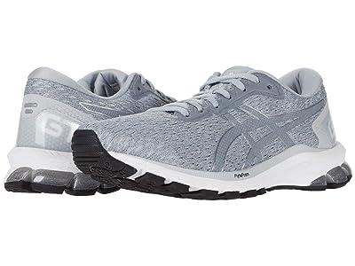 ASICS GT-1000 9 (Piedmont Grey/Pure Silver) Women