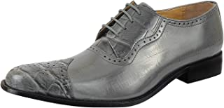 Liberty Mens Derby Dress Shoes | Non Leather Lace Up