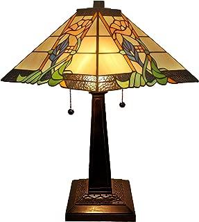 antique lamp table