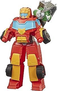 Figura Transformers Rescue Bots Resgate Hot Shot - E7591 - Hasbro