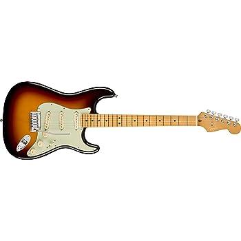 Fender American Ultra Stratocaster MN Ultraburst w/Hardshell Case