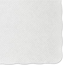 HFMPM32052 - Hoffmaster Scalloped Edge Placemats