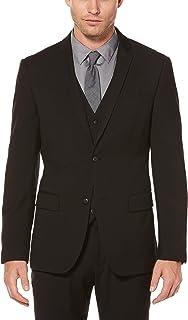 Men's Slim Fit Solid Suit Jacket