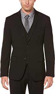 Men's Slim Fit Solid Suit Jacket
