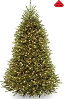 small artificial pre lit christmas trees