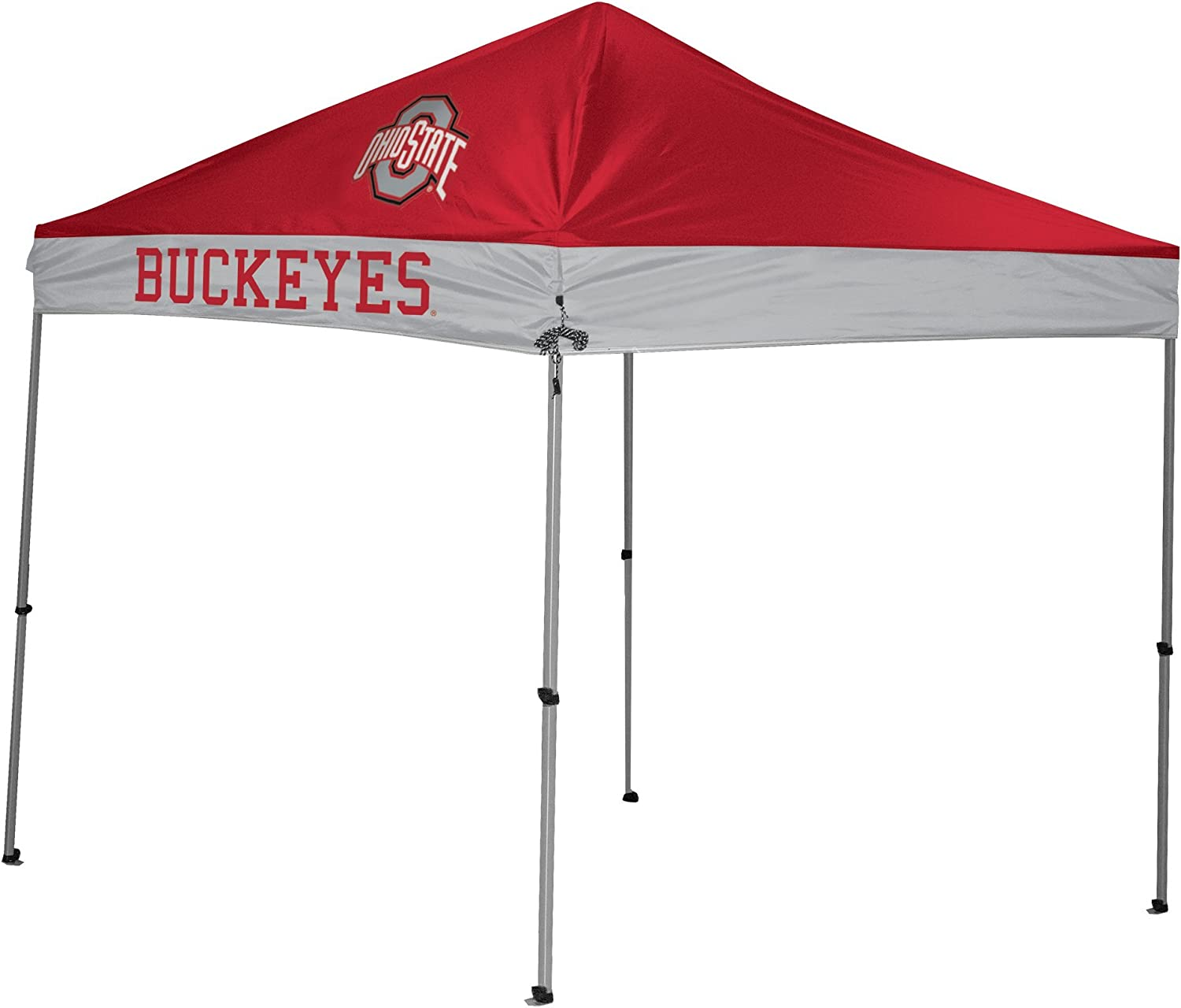 9x9 NCAA Instant Pop-Up Canopy Tent with Carrying Case All Team Options