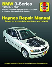 BMW 3-Series/Z4 (99-05) (Includes 2006 325ci/330ci Coupe & Convertible models)(Does not include 318ti, 323is, 328is, Z3, or info specific to M3 models ... drive models.) (Haynes Repair Manual)