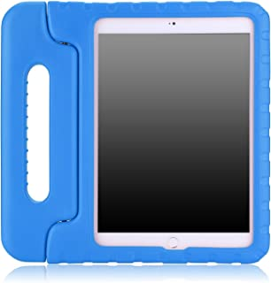 MoKo Case Fit iPad Air 2 - Kids Shock Proof Convertible Handle Light Weight Super Protective Stand Cover Case Fit Apple iPad Air 2 9.7
