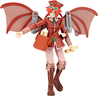 Roblox Imagination Collection - Skylas, The Skyland Delivery Girl Figure Pack [Includes Exclusive Virtual Item]