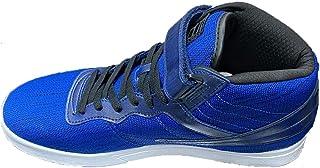 حذاء رياضي رجالي من Fila Vulc مقاس 13 ميجابكسل منسوج على شكل حرف H prbl/blk/wht