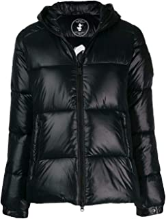 Save The Duck Luxury Fashion Womens D3809WLUCK900001 Black Down Jacket | Fall Winter 19