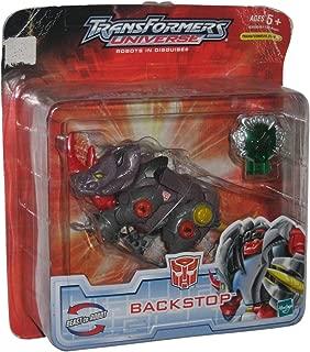 Hasbro Transformers Universe Robots in Disguise Backstop Act