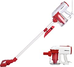 belaco BUVC134A Upright, Stick vacuume Cleaner, 600 W, 1.5 liters, White & red