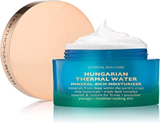 Hungarian Thermal Water Mineral-Rich Moisturizer, Hydrating Facial Moisturizer with Botanicals for Fine Lines, Wrinkles, D...