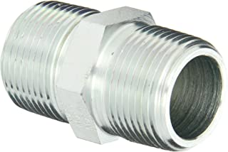 4 NPT Male 2-5//8 Length Dixon CN400 Carbon Steel Pipe and Welding Fitting Close Nipple