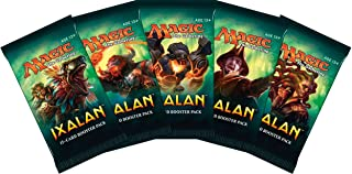 Magic The Gathering (MTG): 6 Ixalan Booster Packs (Factory Sealed)