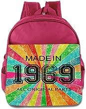 Made In 1969 All Original Parts Backpack Children School Bag RoyalBlue