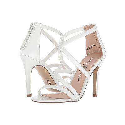 Chinese Laundry Jillian (White Patent) High Heels