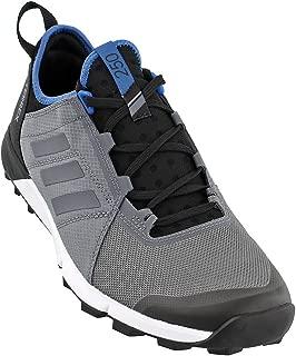Adidas Terrex Agravic Speed Hiking Shoe - Men's Vista Grey/Vista Grey/Core Blue 9.5