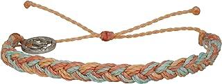 Life on Motion Handmade Bracelet Design a Life You Love Waterproof Adjustable Modern Multi String Jewelry Wax Coated for Men Women Teens Girls Couples Friendship Beach Life