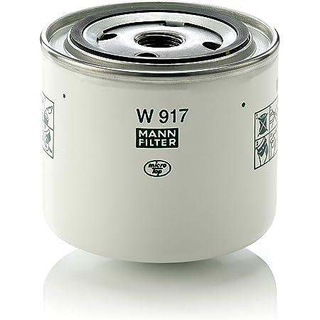 Original Mann Filter Ölfilter W 917 Hydraulikfilter Geeignet Für Automatikgetriebe Für Lkw Busse Und Nutzfahrzeuge Auto