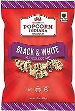 Popcorn Indiana Black & White Drizzlecorn (17 Oz.) (Pack Of 2)