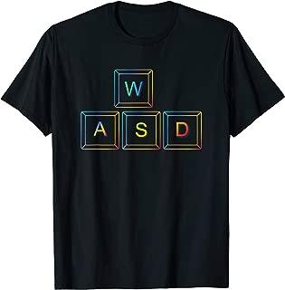 wasd t shirt